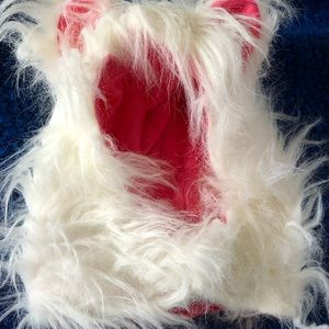 Other - Cute White Furry Cat Halloween Costume Size 4/5